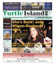 Turtle Island News - 10/23/2019