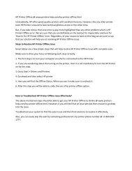 How to Fix HP Printer Offline