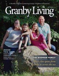 Granby Living Sept2019