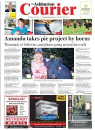 Ashburton Courier: October 24, 2019