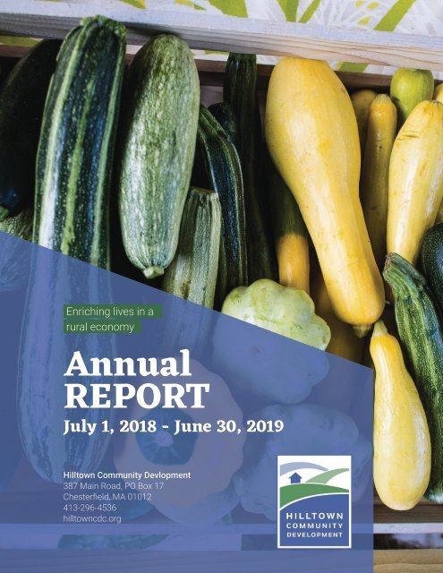 FY 2019 ANNUAL REPORT