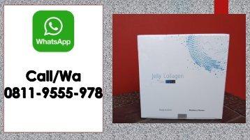 LUAR BIASA!!! CALL/WA 0811-9555-978, Jelly Collagen By Seacume Penghilang Jerawat Pria Di Lubuklinggau