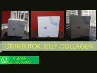 TEPAT GUNA!!! CALL/WA 0811-9555-978, Jelly Collagen By Seacume Penghilang Jerawat Paling Ampuh Majalengka
