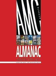 AMC Almanac 2017