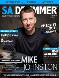 Issue 9 - Mike Johnston - July 2019