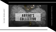 Silver designer & Fashion jewellery collection at arvino