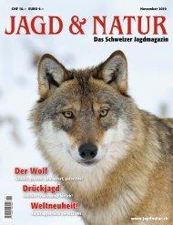 Jagd & Natur Ausgabe November 2019 | Vorschau