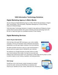 Excellent Search Engine Marketing in Philippines