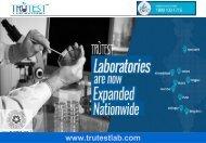Best Pathology Lab in Mumbai-TRUTEST Laboratories