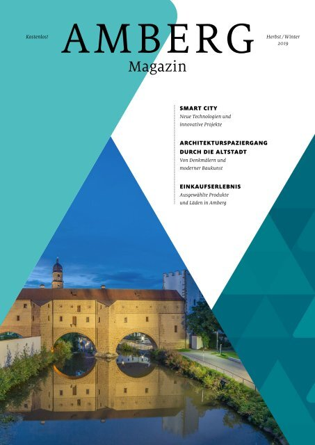 Amberg Magazin Herbst/Winter 2019/2020