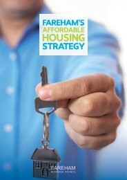 Fareham's Affordable Housing Strategy
