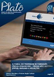 Platô vol. 4, n.º 7 (2018) O Portal do Professor de Português Língua Estrangeira / Língua não Materna (PPPLE): Análises e Projeções