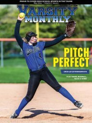 May 2019 Issue of Varsity Monthly Thumb Magazine