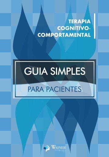 GUIA SIMPLES PARA PACIENTES