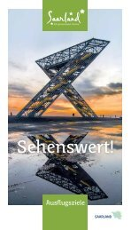 Tourismus Zentrale Saarland: Sehenswert 2019