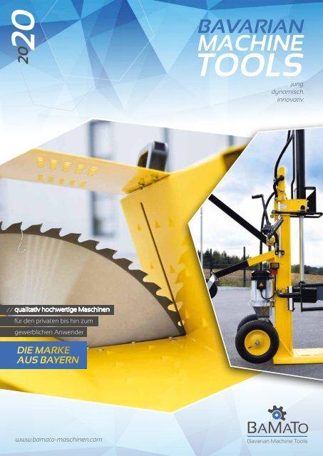 BAMATO Katalog 2019-2020
