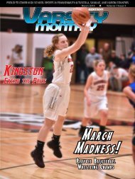 March 2019 Issue of Varsity Monthly Thumb Magazine