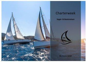 Charterweeks - Segel- & Hausbootreisen 2020