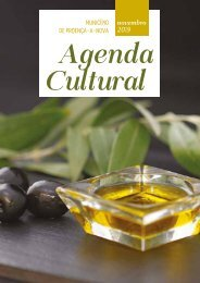 Agenda Cultural de Proença-a-Nova - Novembro 2019