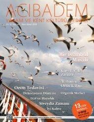 Sayı:69 ACIBADEM Yaşam ve Kent Kültürü Dergisi