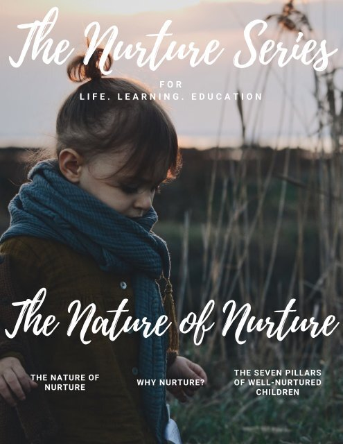The Nature of Nurture Free eBook