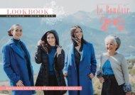 Le Boudoir-lookbook Automne Hiver 2019
