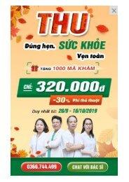 Giới thiệu về phòng khám đa khoa Thái Hà