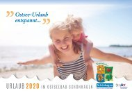 Urlaubsmagazin Schönhagen 2020