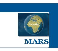 Bienvenidos - Mars