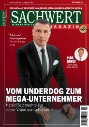 Sachwert Magazin ePaper, Ausgabe 84