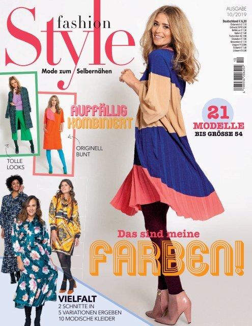 Fashion Style 10/2019
