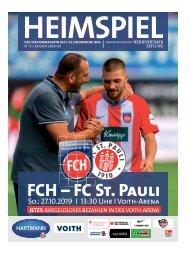 Heimspiel Nr. 6 Saison 2019/20
