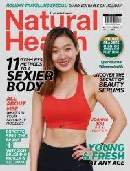 Natural Health December 2018