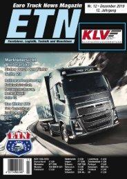 Euro Truck News Digital Nr. 12/2019