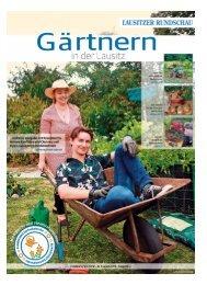 Gartenmagazin August