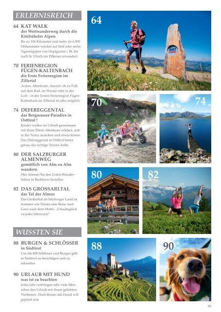 """Magazin """"Ab in die Berge"""" 2020"""