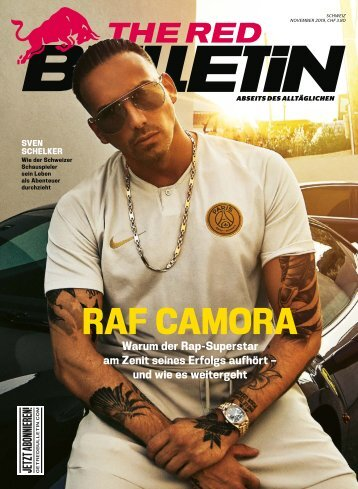 The Red Bulletin November 2019 (DE)