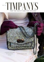 Timpanys Pre-Loved Luxury Fashion Magazine