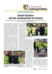 Deutsche Polizei - Landesjournal S-H 11/2019