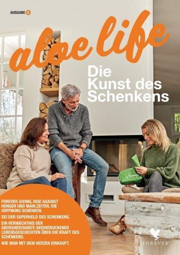 Aloe Life das Magazin 05