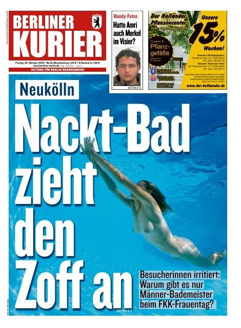 Berliner Kurier 25.10.2019