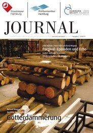 Journal 2_Journal 3 - Hamburgische Staatsoper