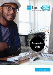 LearnGRO Prospectus 2020