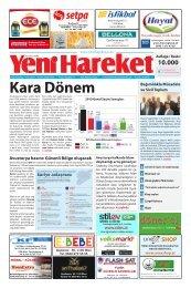 Yeni Hareket Gazetesi Ekim 2019 (Neue Bewegungszeitung Oktober 2019)