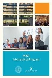 MBAip Brochure 2019-2020