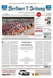 Berliner Zeitung 26.10.2019