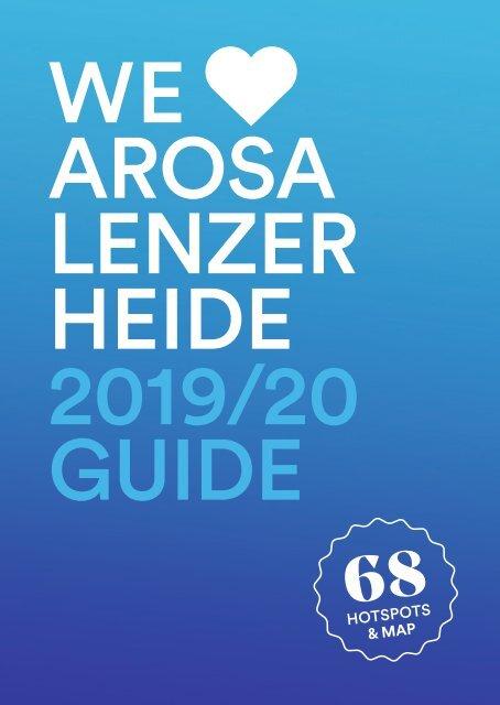 WE LOVE AROSA LENZERHEIDE 2019/20 GUIDE