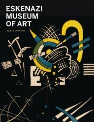 Eskenazi Museum_sample magazine for interview