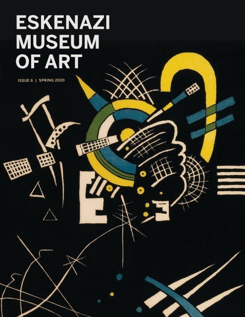 Eskenazi Museum_sample magazine for interview