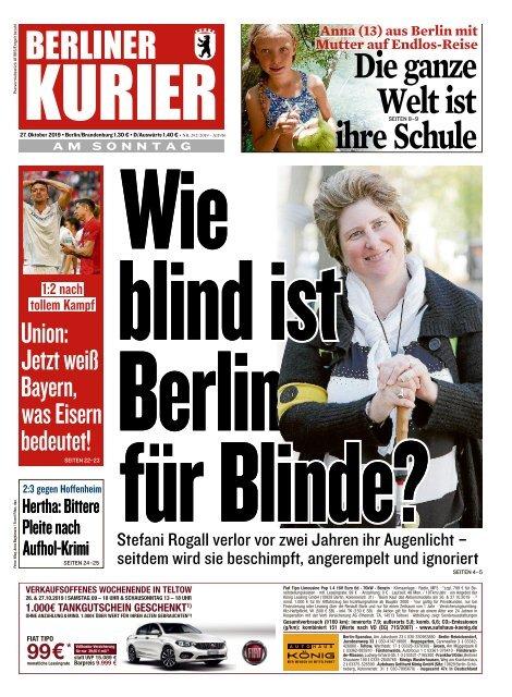Berliner Kurier 27.10.2019